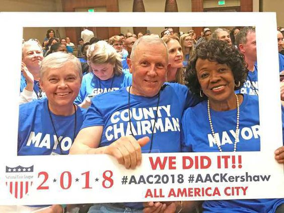 All-America City - Mayors and Chairman Web