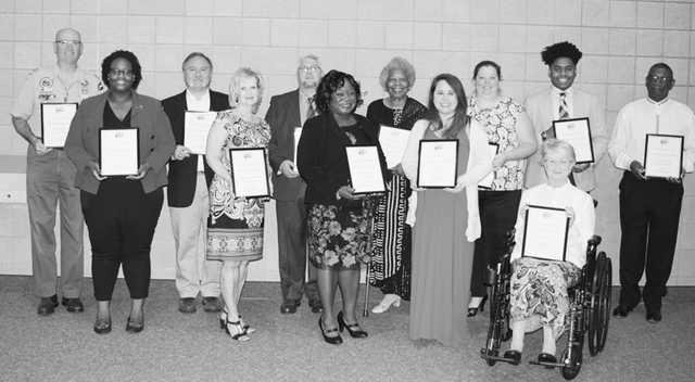 Volunteer Dinner Recipients Web-BW