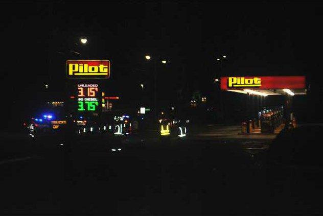 Spill - Pilot Station