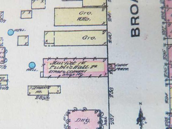 1884 Sanborn Map Web