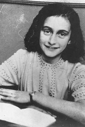 Anne Frank web