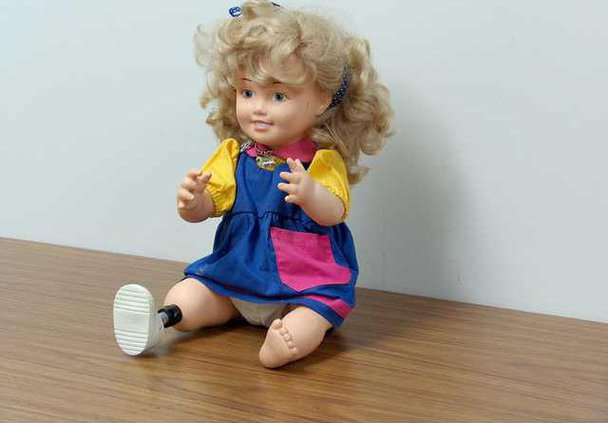 Historical Society - Doll picture