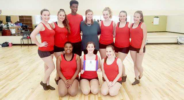 L-EHS Dance Team Web