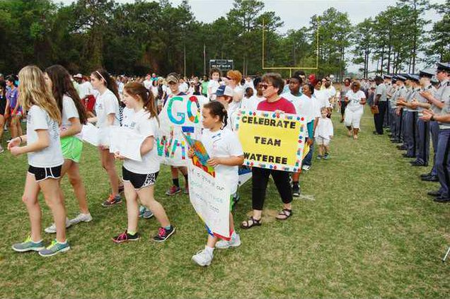 Special Olympics - Wateree