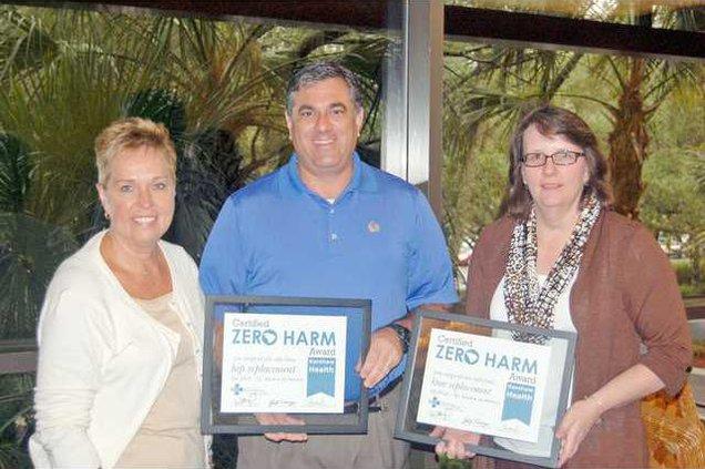 Zero Harm Award