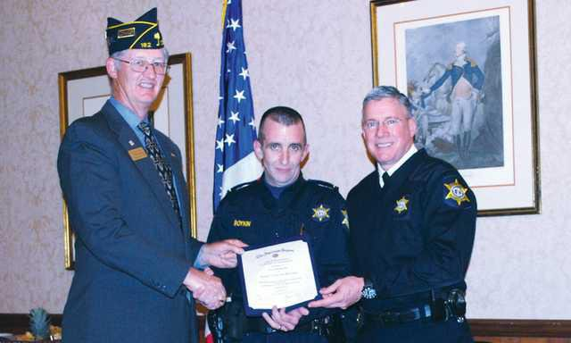 American Legion Deputy of the Year