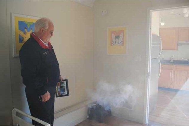 Gardner Watches Outlet Smoke