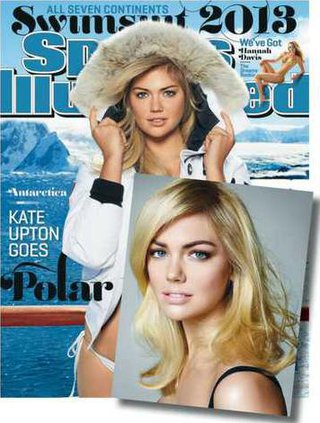 Kate Upton - SI Cover final