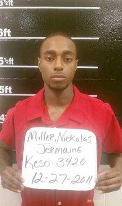 Nickolas Jermaine Miller