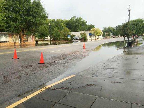 Broad Street Flooding