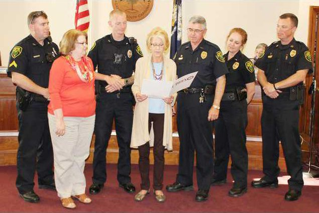 City Council - Police Week Web