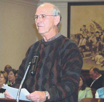 Clarence Mahoney