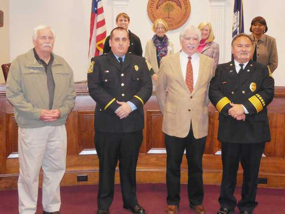 Firefighters of the Year