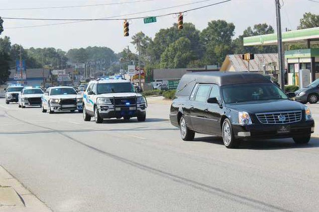 Funeral Procession Web