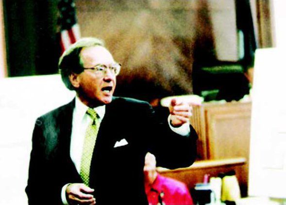 John Hagins - Courtroom T