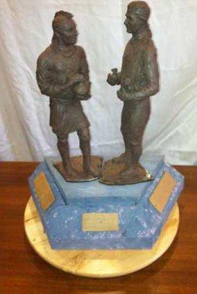 Kershaw-Haiglar statuary