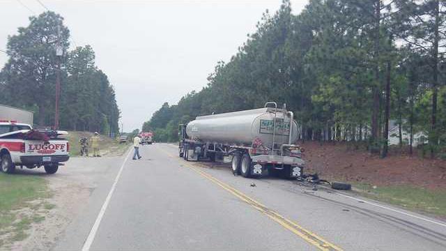 LFD - Gas Tanker