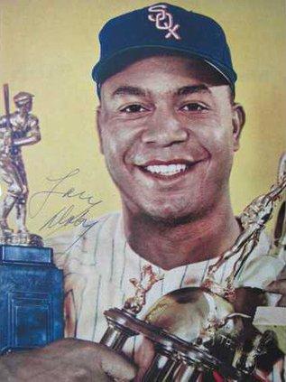 Larry Doby Baseball CardW