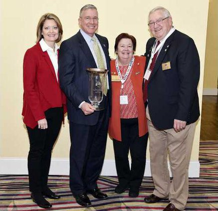 Matthews - Elks Award