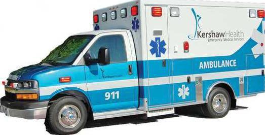New Ambulance Cutout