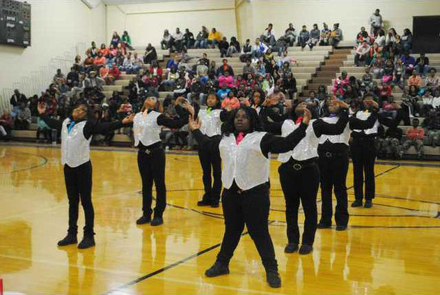 Step Show - KC Diamonds