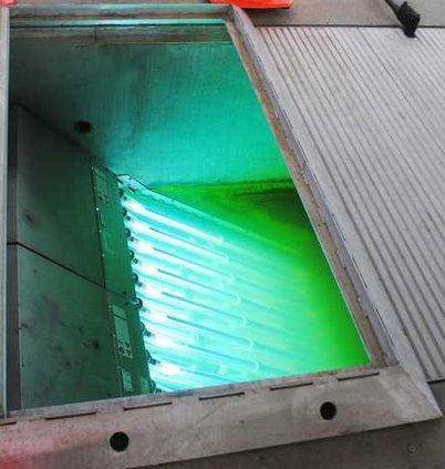 WWTP - UV Lights