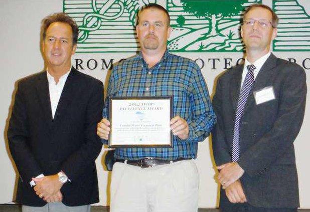 Water Treatment Award photo