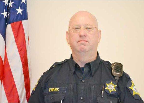 Deputy Rob Evans