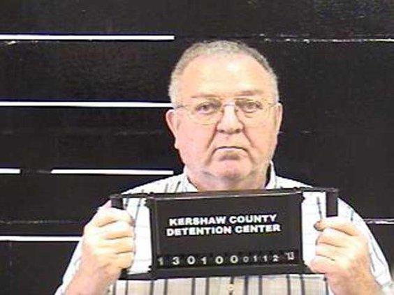Hewyard Jacobs mugshot