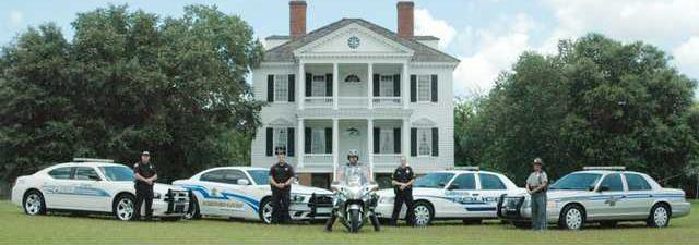 Law Enforcement Blitz