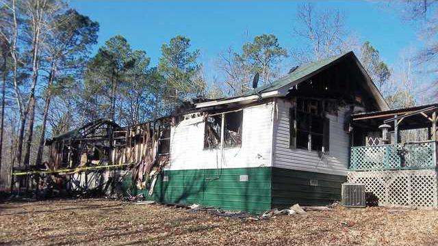 Lugoff House Fire