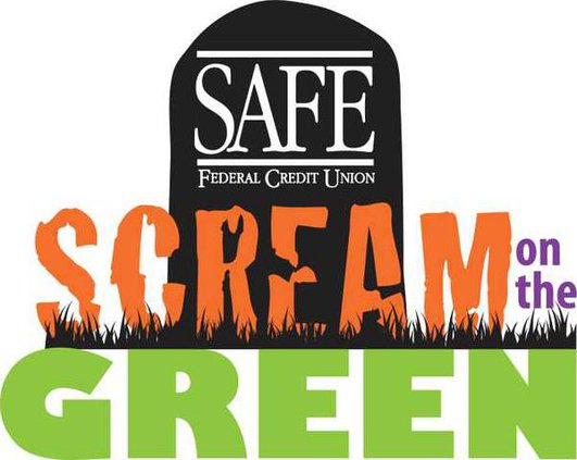 Scream on the Green logo