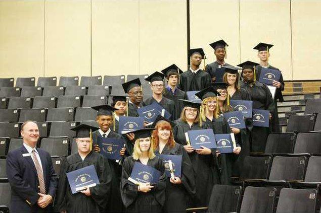 Adult Education Grad pic 2013
