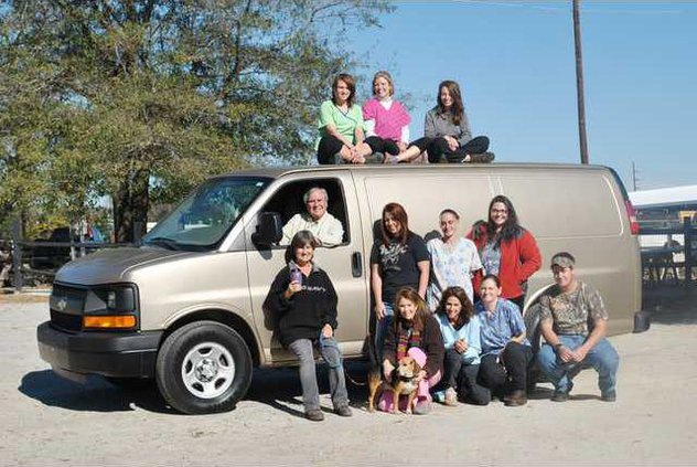 Animal Shelter Van