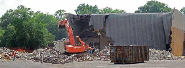 CHS Demolition for FRIDAY