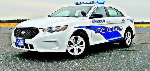 CPD Patrol Car