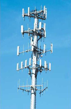 Cell Tower web