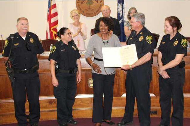City Council - Police Week Web