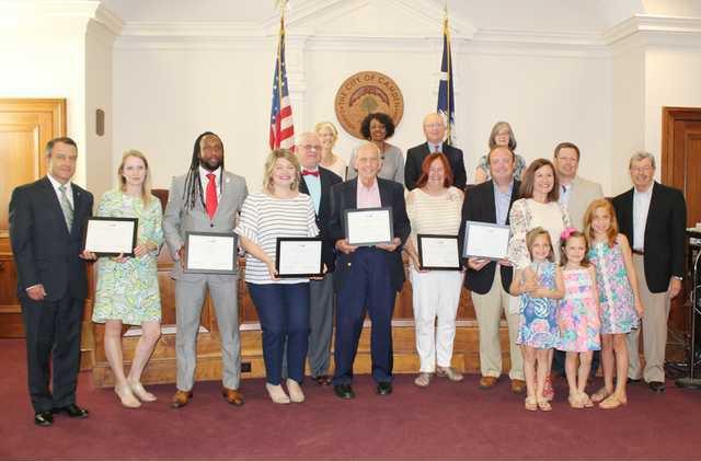 City Council - Preservation Awards Web