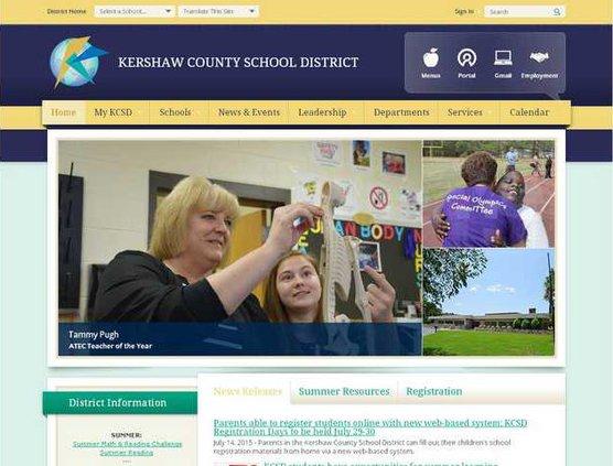 District Website