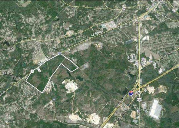Emmanuel Site - Map