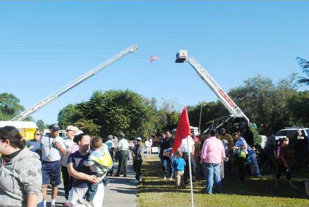 Fire Fest - Ladder Trucks