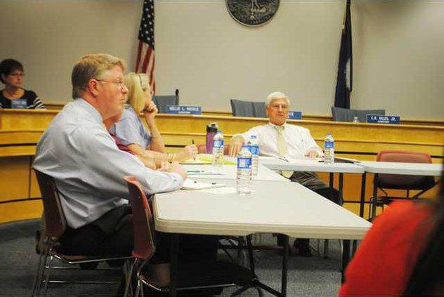 Firearms Committee Meeting