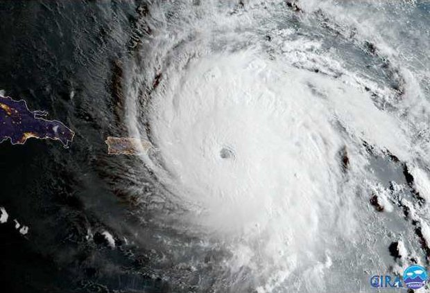 Hurricane Irma Web