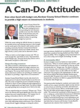 KCSD in the news