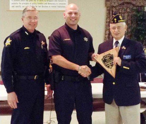 KCSO Legion Award