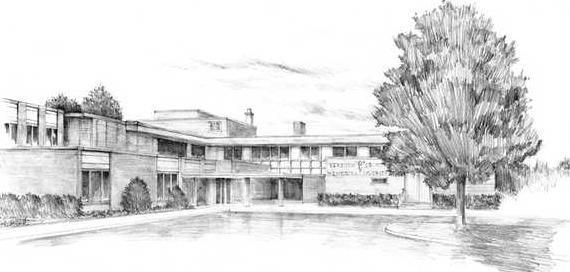 KH - Sketch 3 - 1958