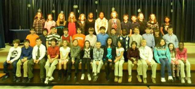 LES -- Jr. Beta Club