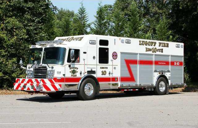 LF-R Fire Truck