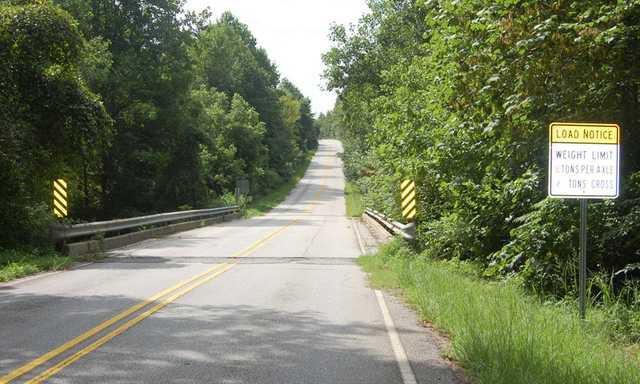 McDowell Road Bridge